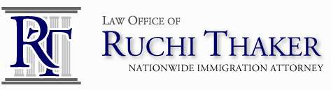Law Office of Ruchi Thaker Logo